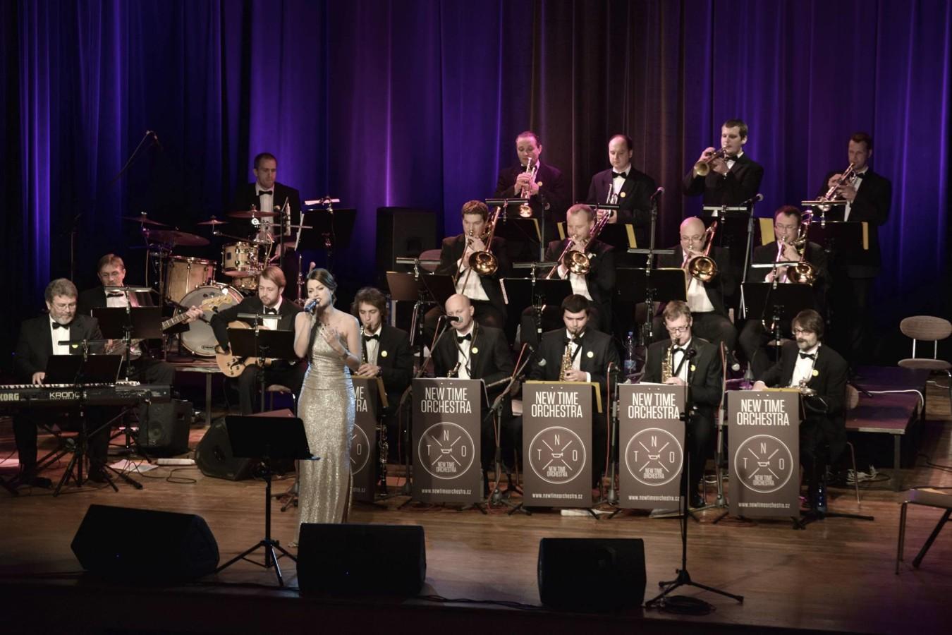 brno big band, big band brno, new time orchestra